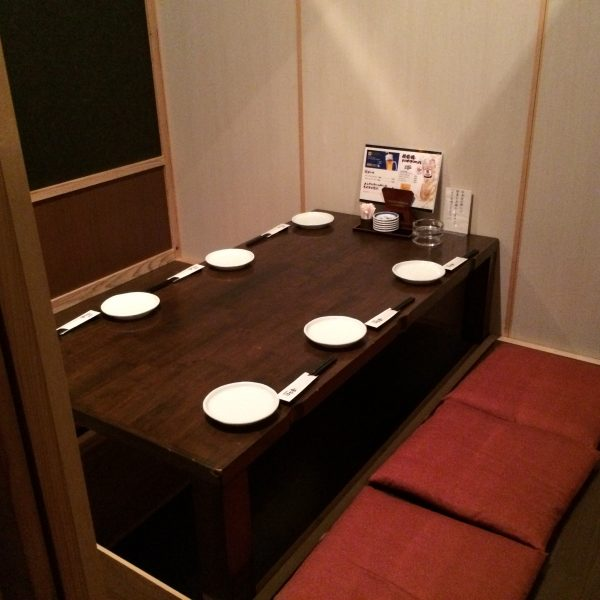 個室3~8名様