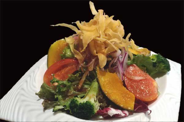旬のはち舎サラダ
