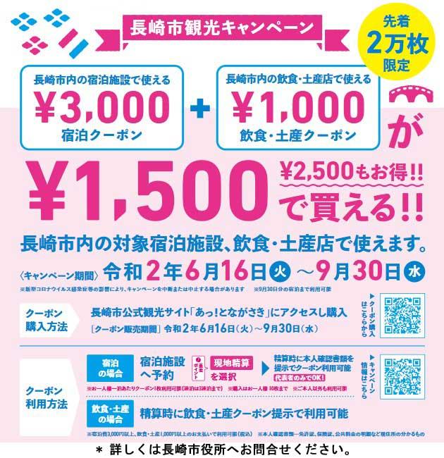 長崎市キャンペーン